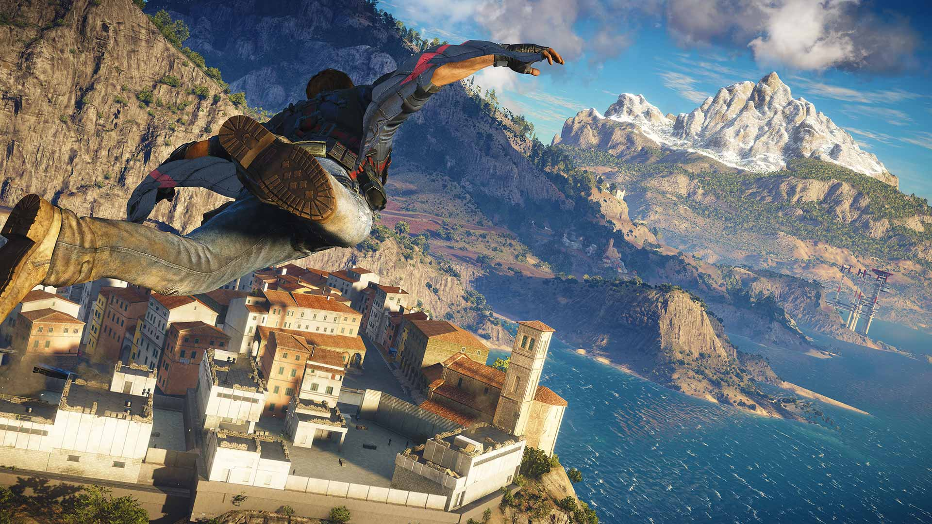 Just Cause 3 (Steam KEY / ROW / Region Free / Global)
