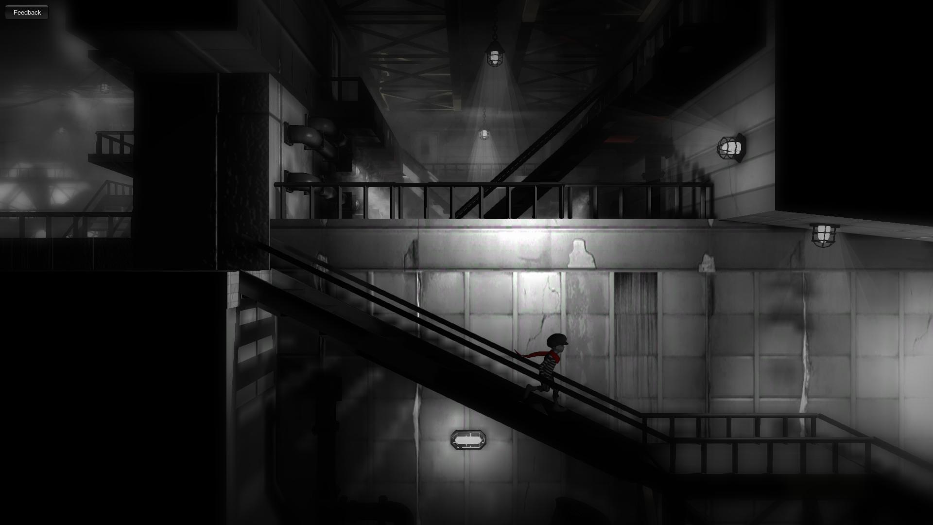 Monochroma  (Steam KEY / ROW / Region free)