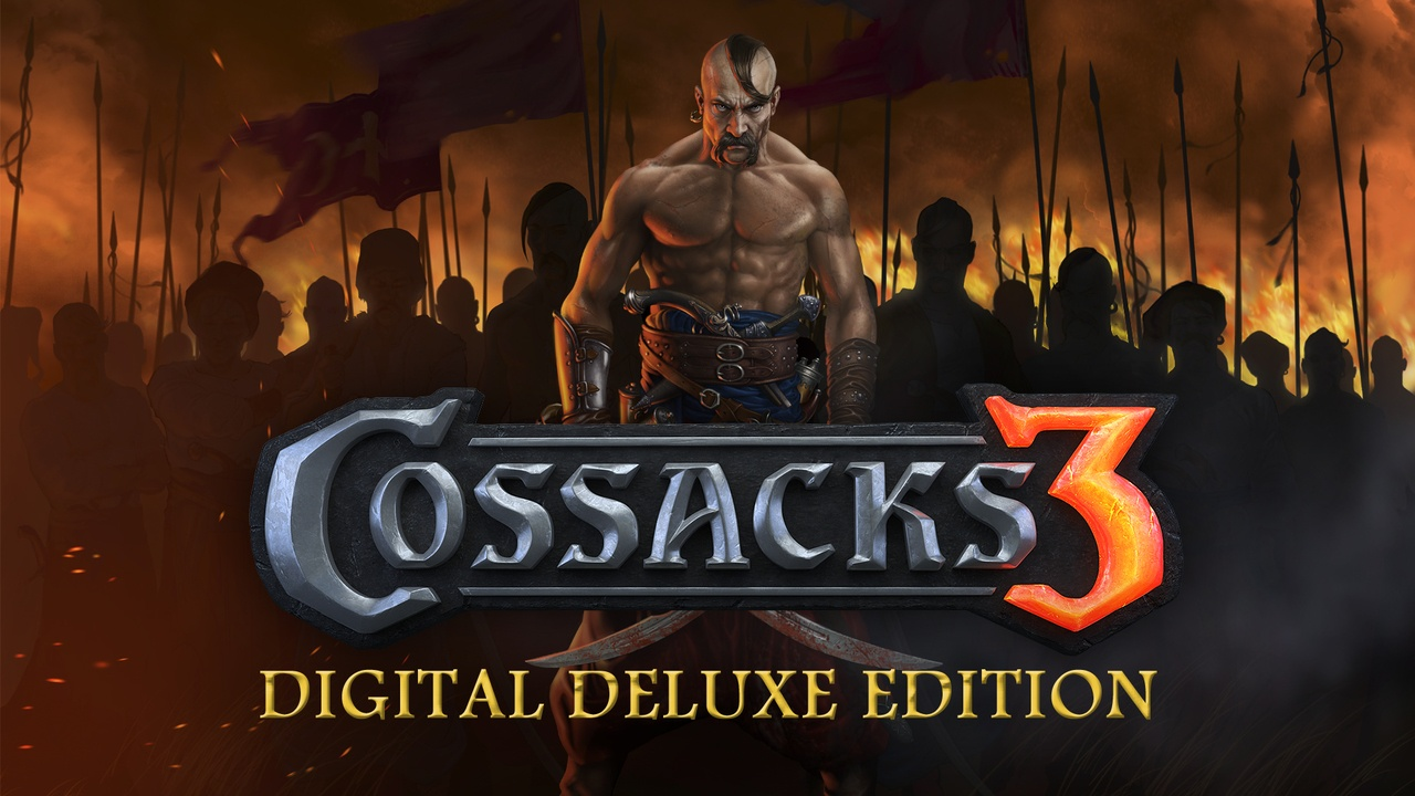 Cossacks 3 Digital Deluxe Казаки(Steam KEY/Region free)