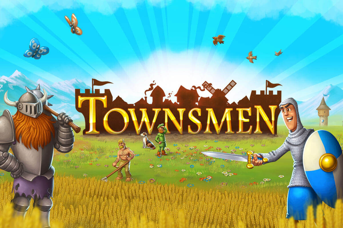 Townsmen (Steam KEY / Region Free / ROW / Global)