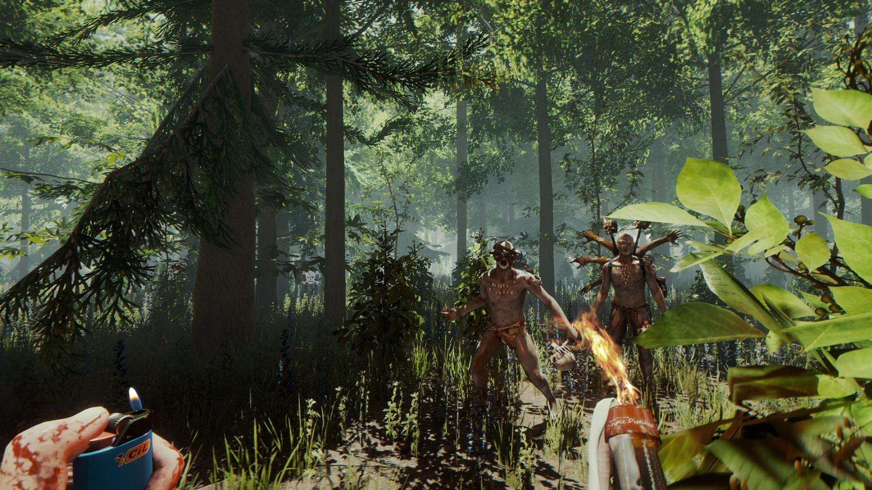 The Forest  (Steam gift / ROW / Region free /WorldWide)