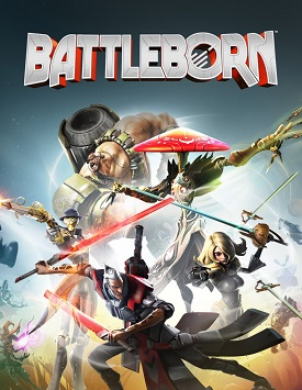 Battleborn (Steam KEY / ROW / Region free / Global)