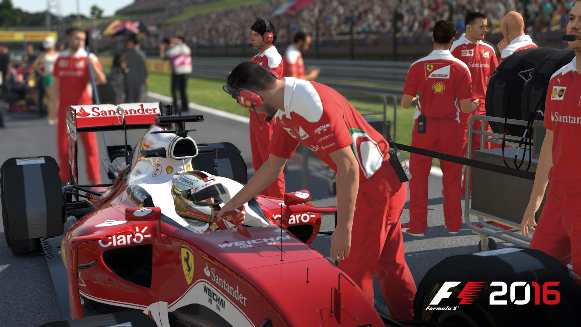 F1 2016 (Steam KEY / ROW / Region free / Global)
