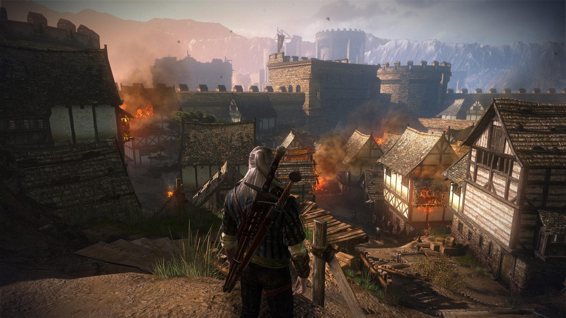 The Witcher 2 Assassins Of Kings Enhanced Edition (GOG)
