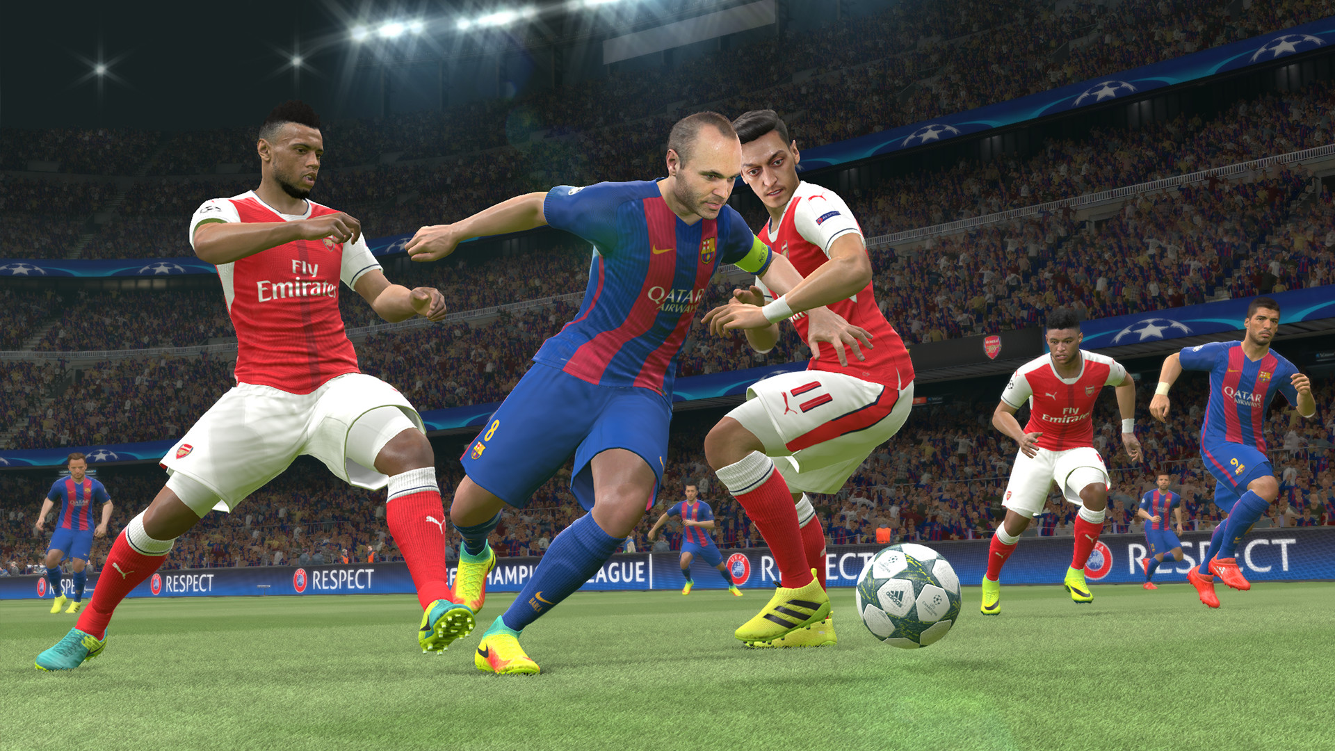 Pro Evolution Soccer 2017 (Steam KEY /ROW/ Region free)