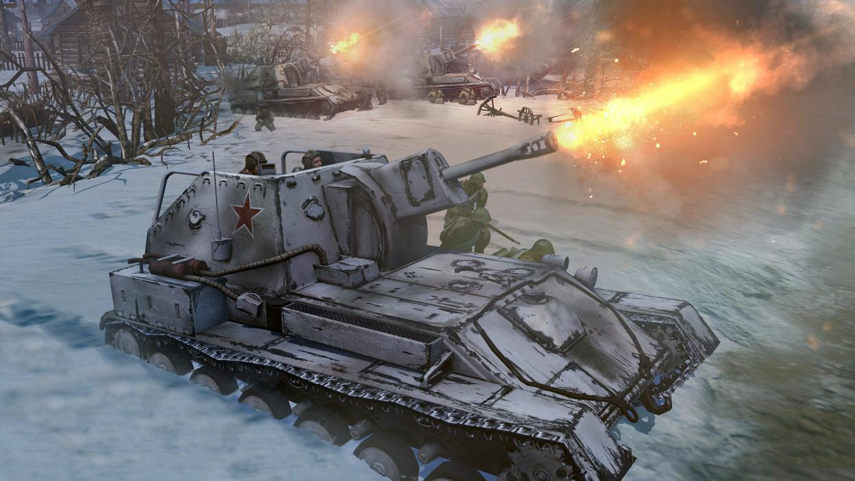 Company of Heroes 2: Master Collection (Steam gift/ROW)