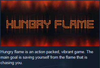 Hungry Flame (Steam KEY / Region free / Global)