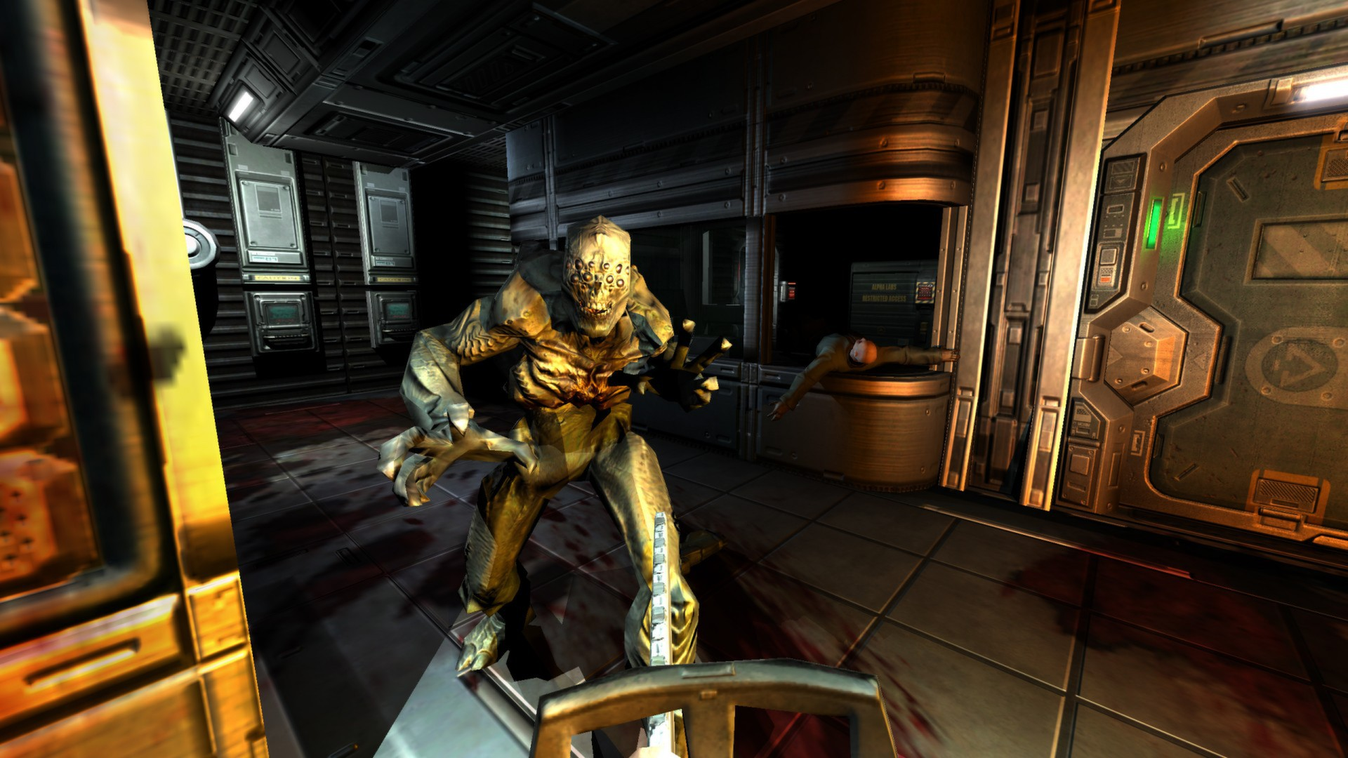 Doom 3: BFG Edition (Steam Gift / ROW / Region Free)
