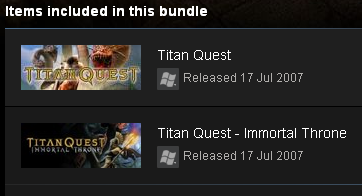Titan Quest Gold (Steam Gift / ROW / Region Free)