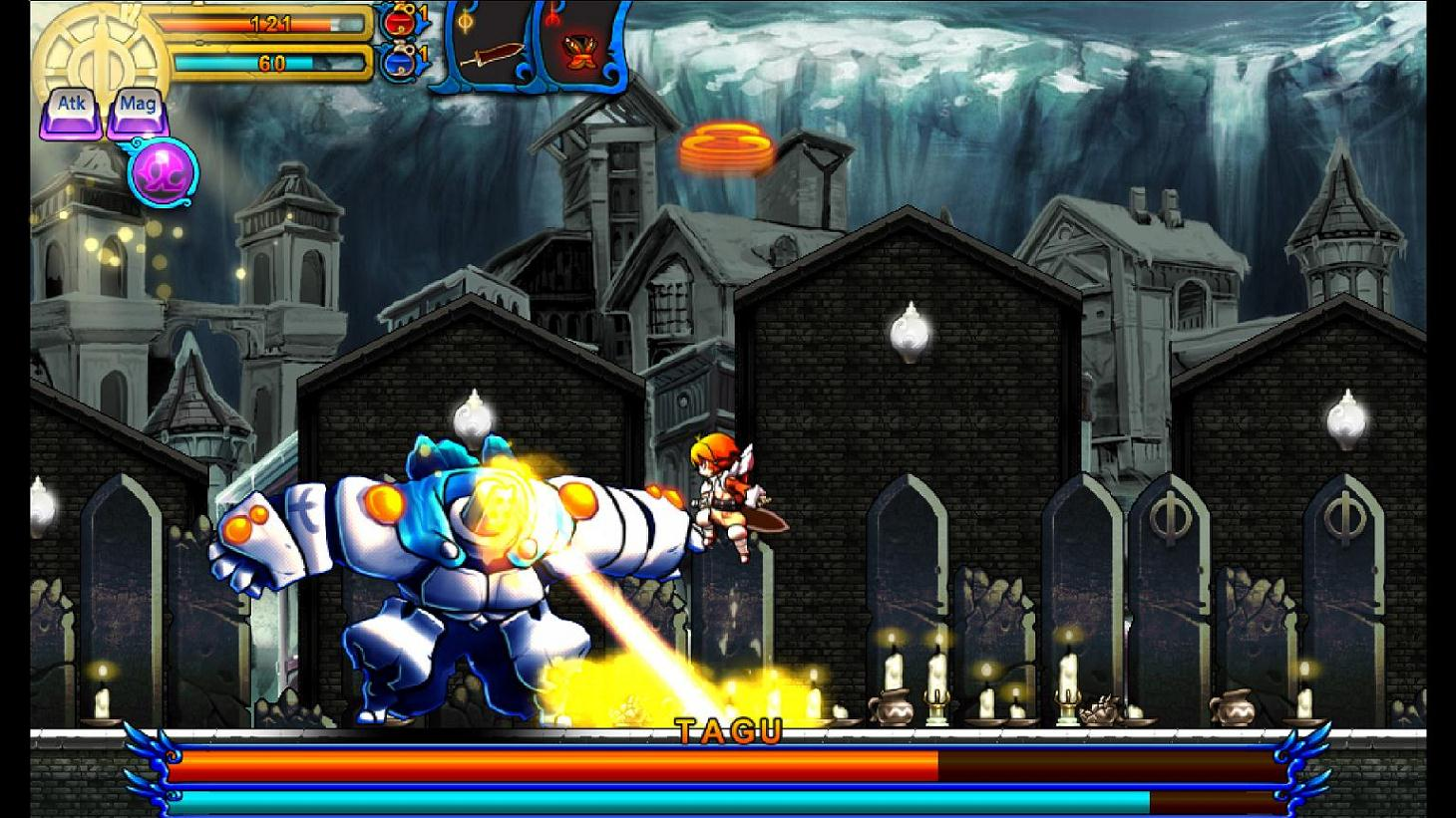 Valdis Story: Abyssal City (Steam Gift / Region Free)