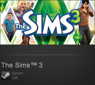 The Sims 3 (Steam gift / ROW / Region Free / Global)