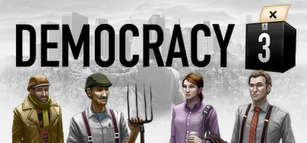 Democracy 3 CE (Steam KEY / ROW / Region free / Global)