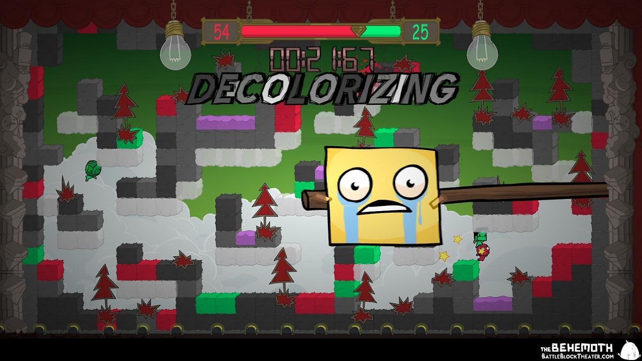 BattleBlock Theater® (Steam gift / ROW / Region free)