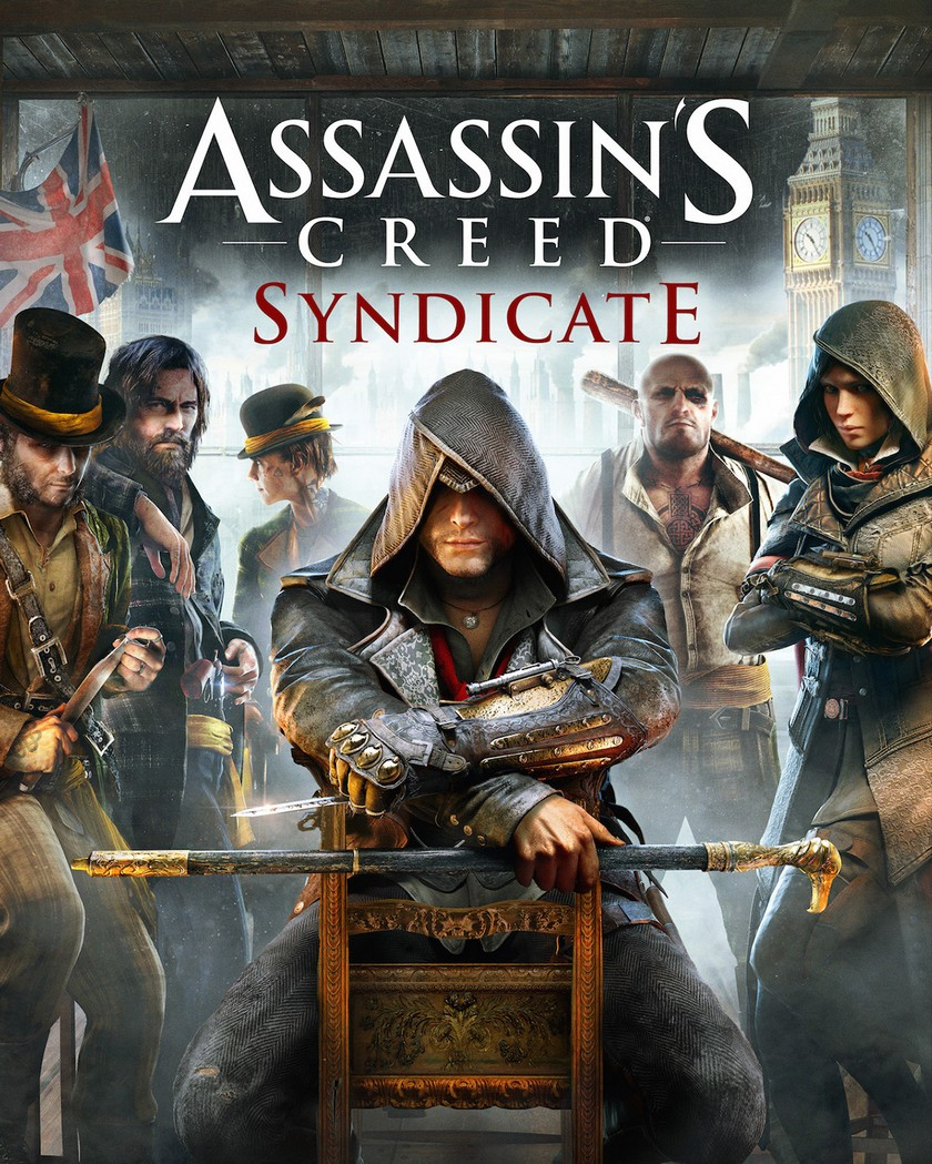 Assassins Creed Syndicate (Uplay KEY)
