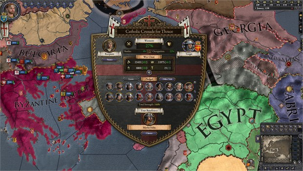 Crusader Kings II: Holy Fury (Steam key) RU/CIS