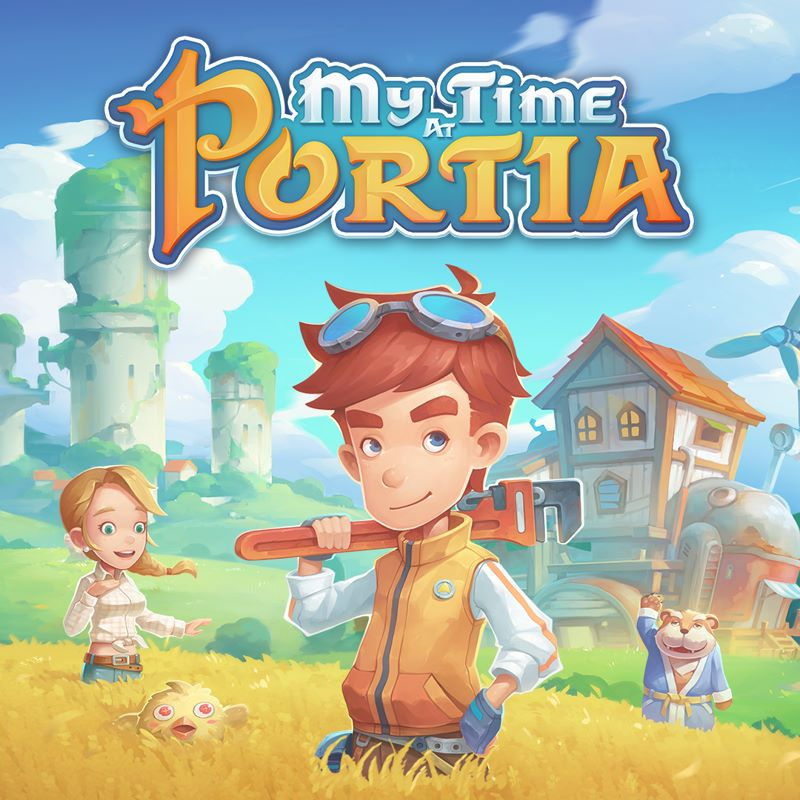My Time at Portia (Steam Key RU+CIS+AL+MK+TR+RS) +Bonus