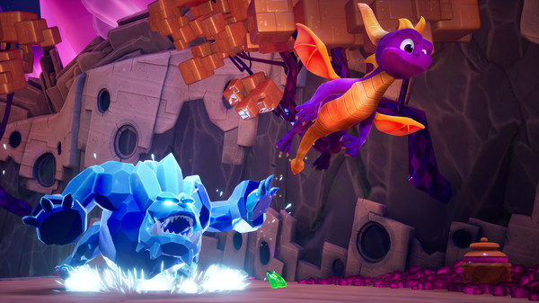 Spyro Reignited Trilogy (Steam Key/Global)+Bonus