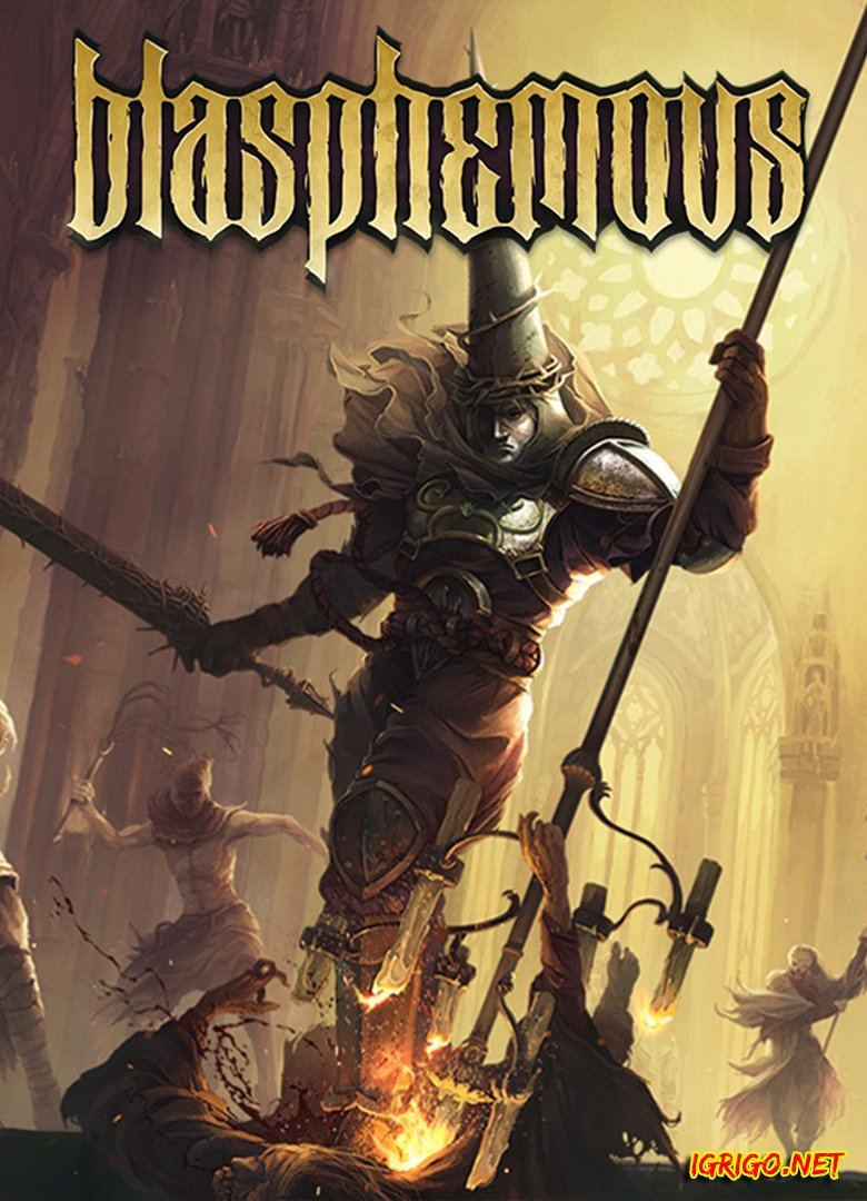 Blasphemous (Steam Key / Ru+CIS) + Bonus