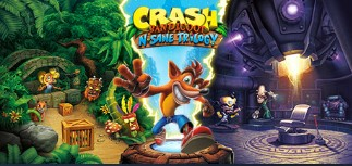 Crash Bandicoot N. Sane Trilogy STEAM KEY REGION FREE
