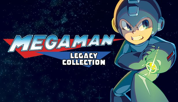 Mega Man Legacy Collection [Steam\RU+CIS\Key]