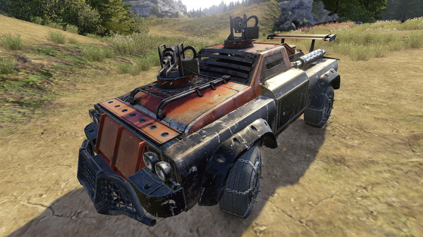 Crossout (Steam Gift - RU+CIS)