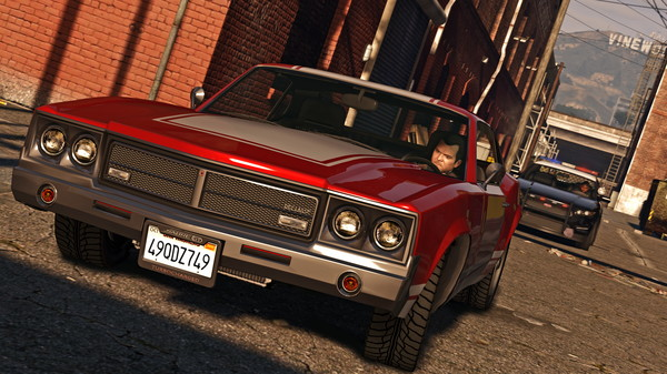Grand Theft Auto V (Steam Gift | RU+CIS)