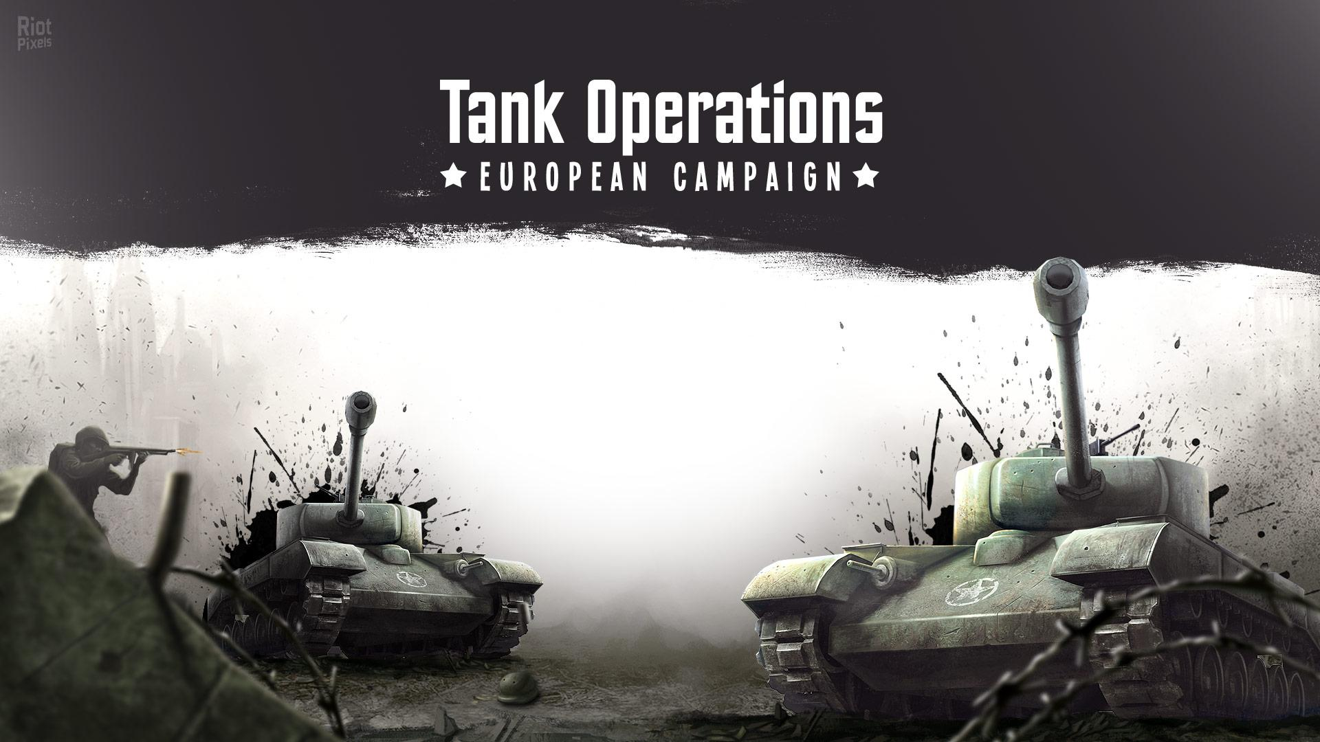 Tank Operations: European Campaign STEAM Region Free