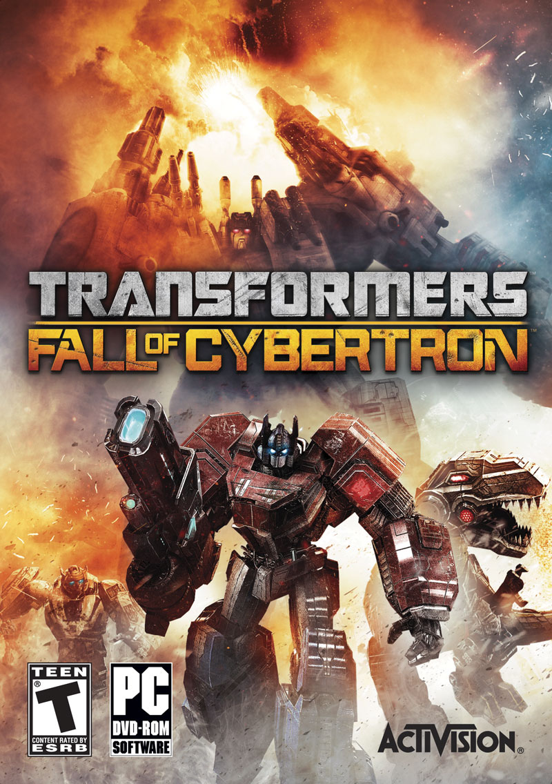 Transformers: Fall of Cybertron (steam)