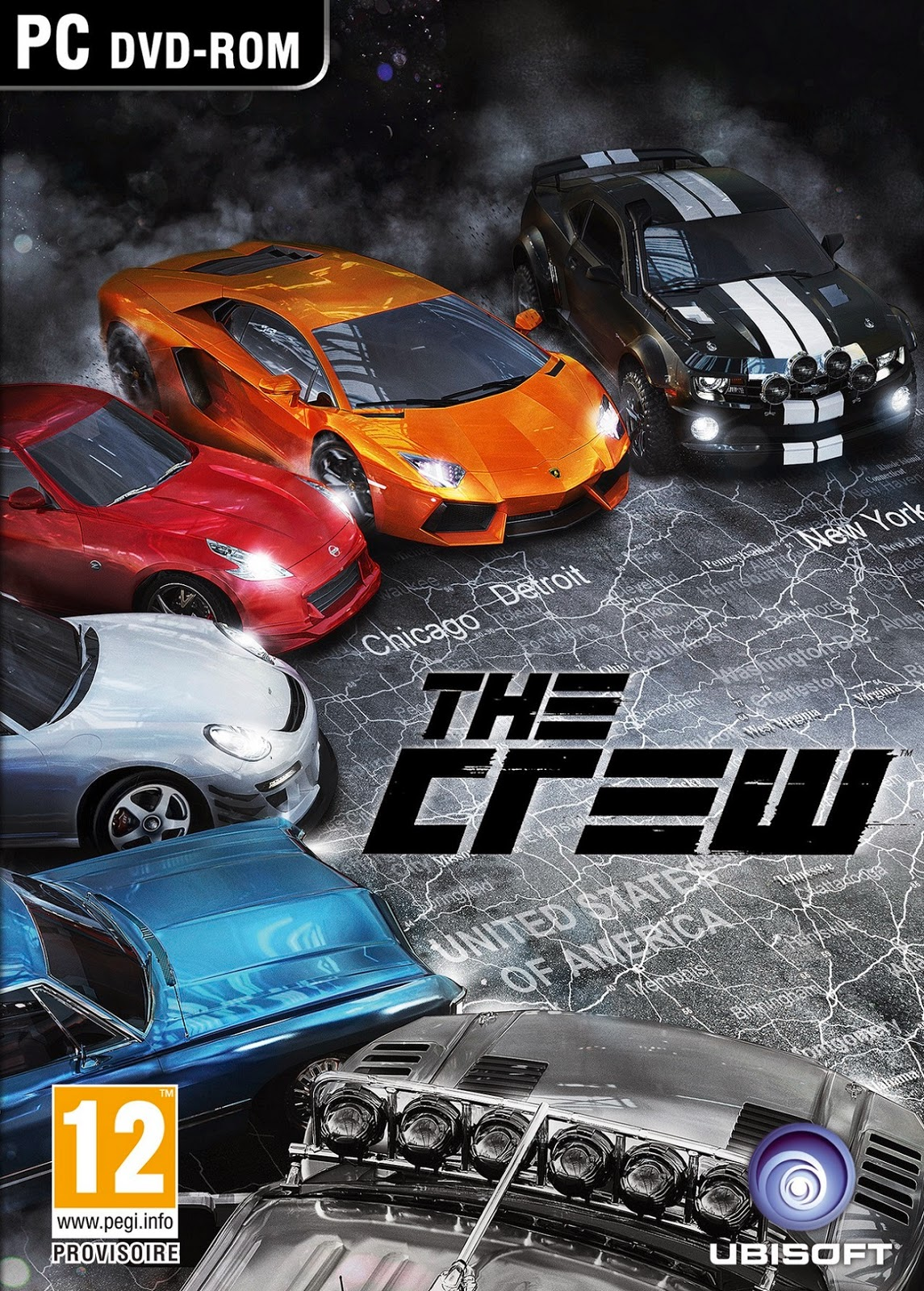 The Crew [uPlay + GUARANTEE]