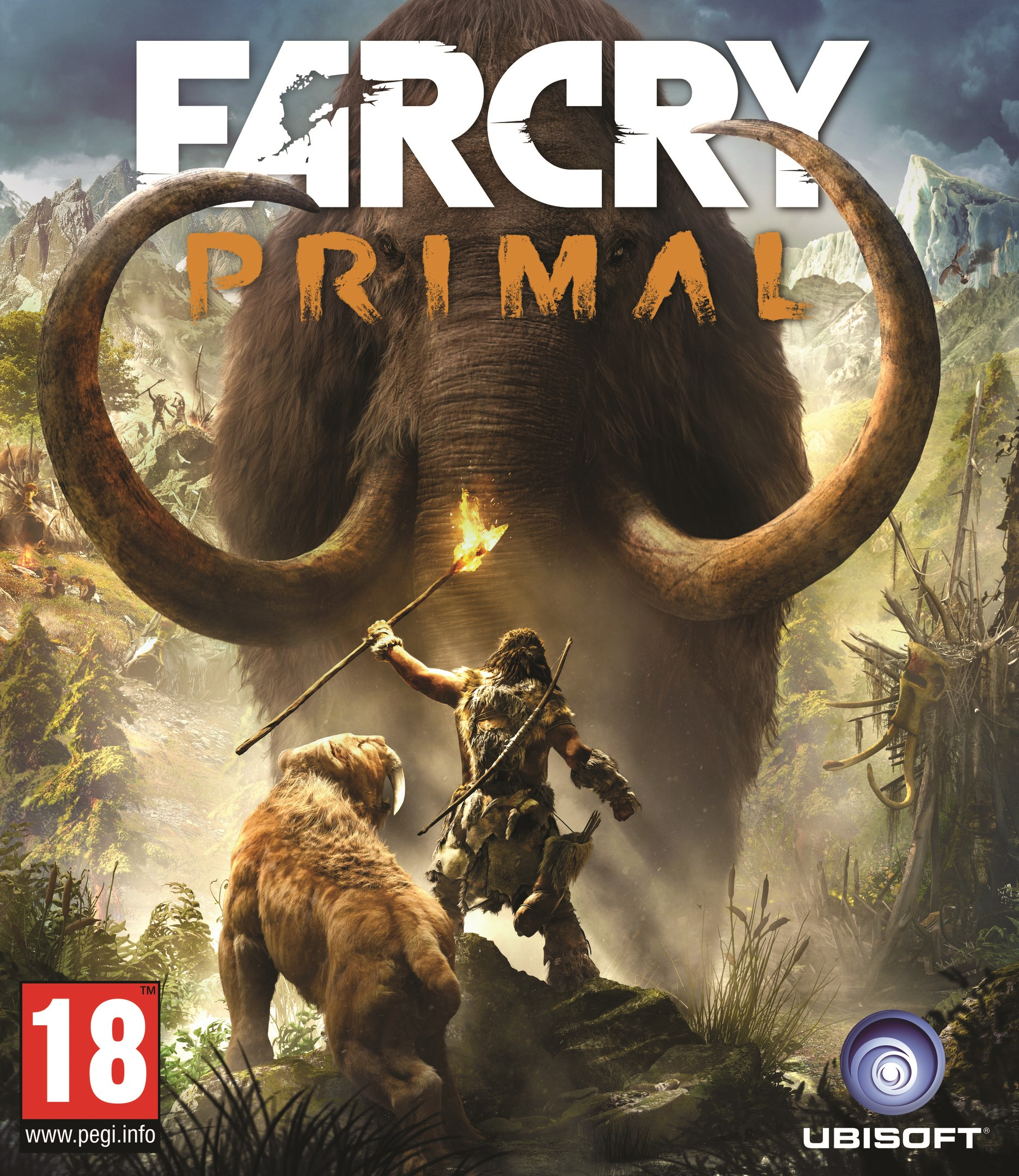 Far Cry Primal  [uPlay + GUARANTEE]