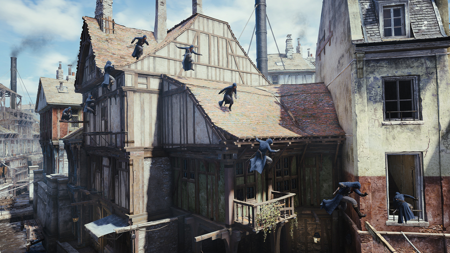 Assassins Creed Unity [uPlay + ГАРАНТИИ]