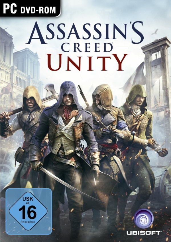 Assassins Creed Unity [uPlay + GUARANTEE]