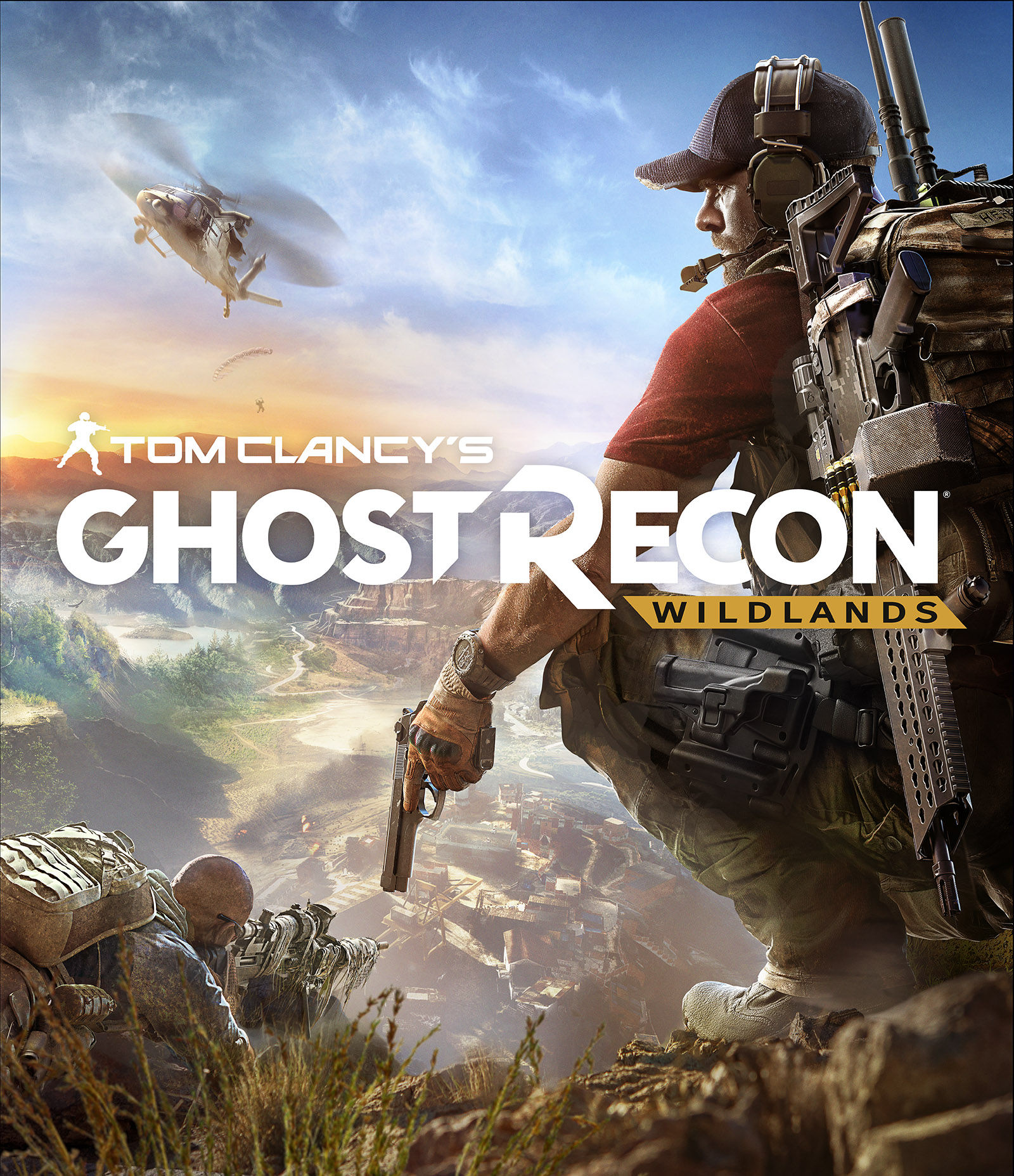 Tom Clancy's Wildlands [uPlay + WARRANTY]