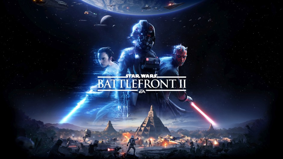 STAR WARS Battlefront II RU/ENG + CHANGE DATA