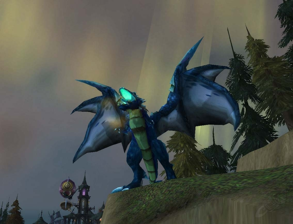 Reins of the Blue Proto-Drake