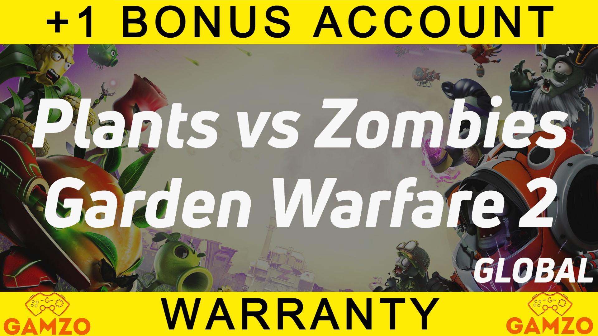Фотография 🔥pvz: garden warfare 2 | гарантия | подарок🔥