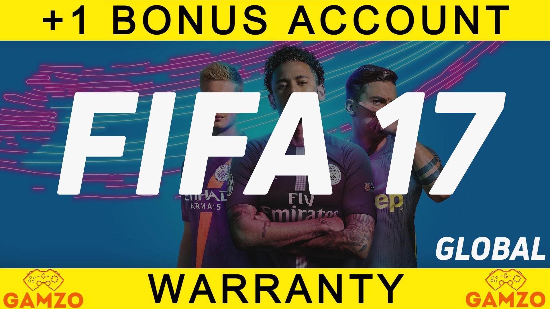 FIFA 17   ГАРАНТИЯ 5 ЛЕТ   ПОДАРОК
