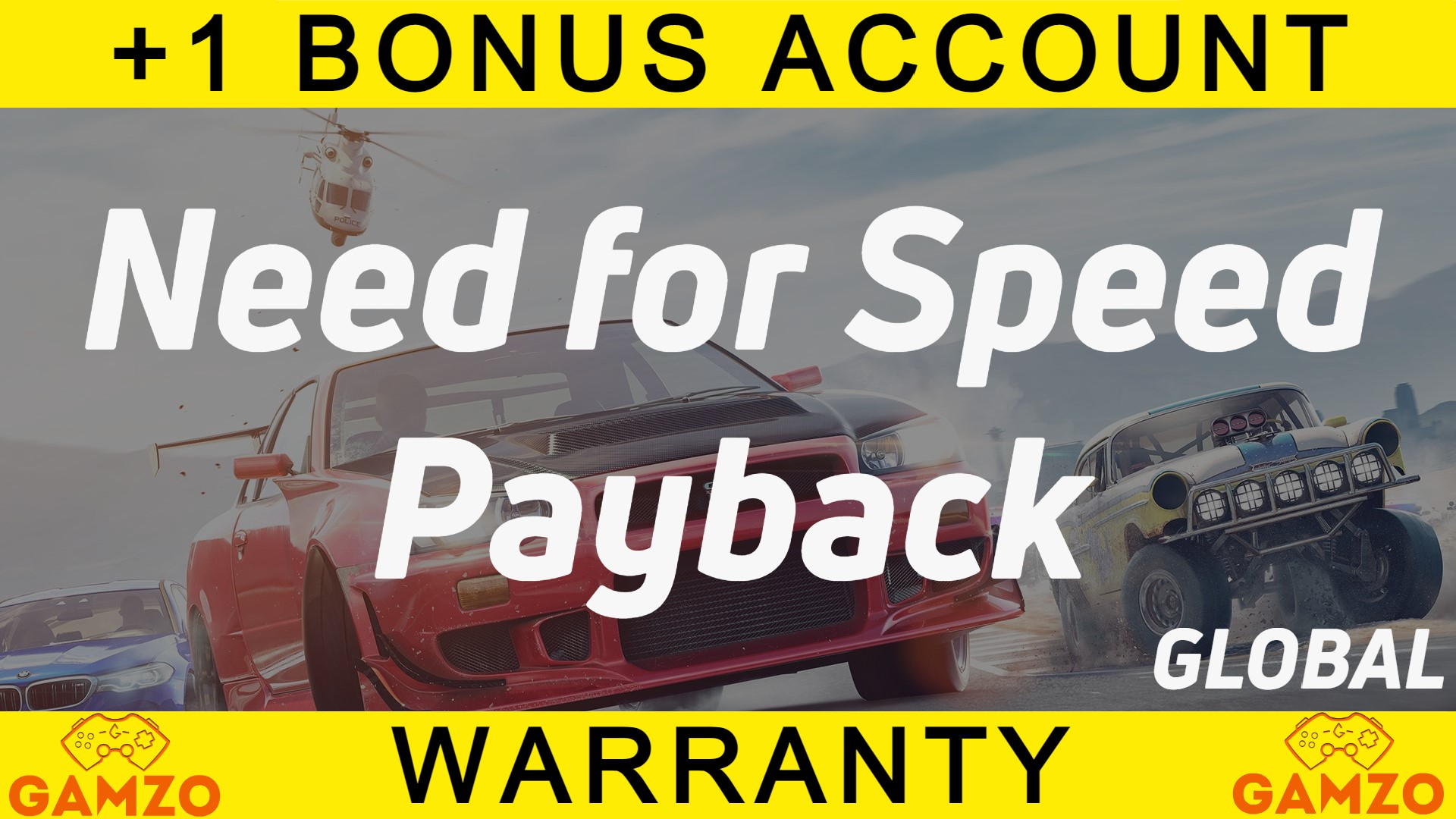 Фотография 🔥need for speed payback | гарантия 5 лет | подарок🔥