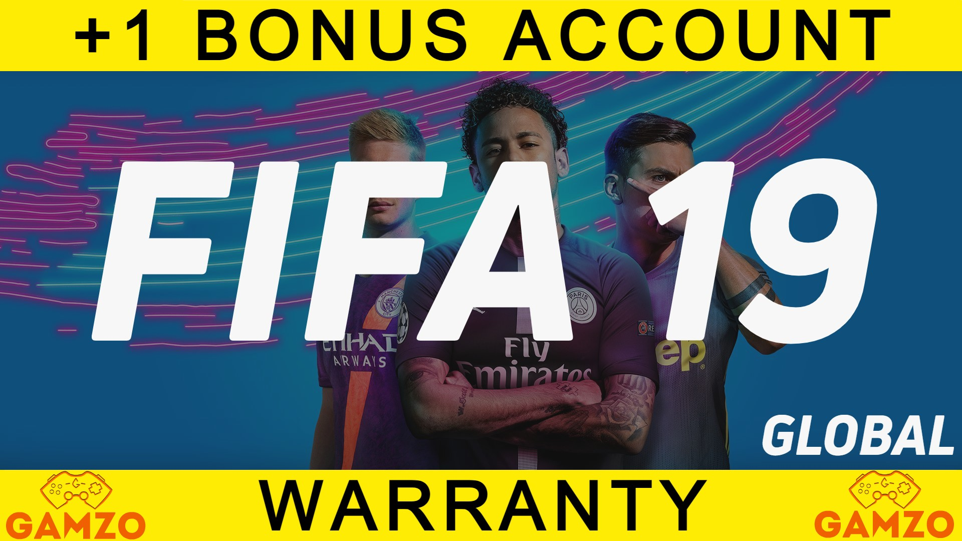 FIFA 19   ГАРАНТИЯ 5 ЛЕТ   ПОДАРОК