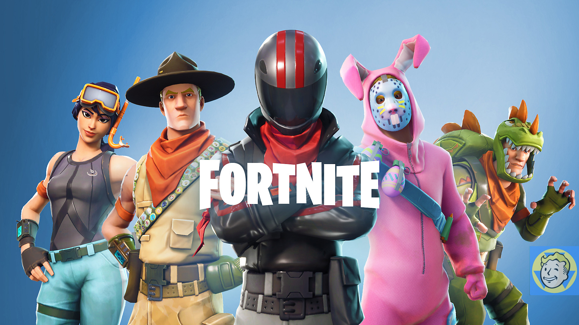 PVE Fortnite | Story Company | + Gift 2019
