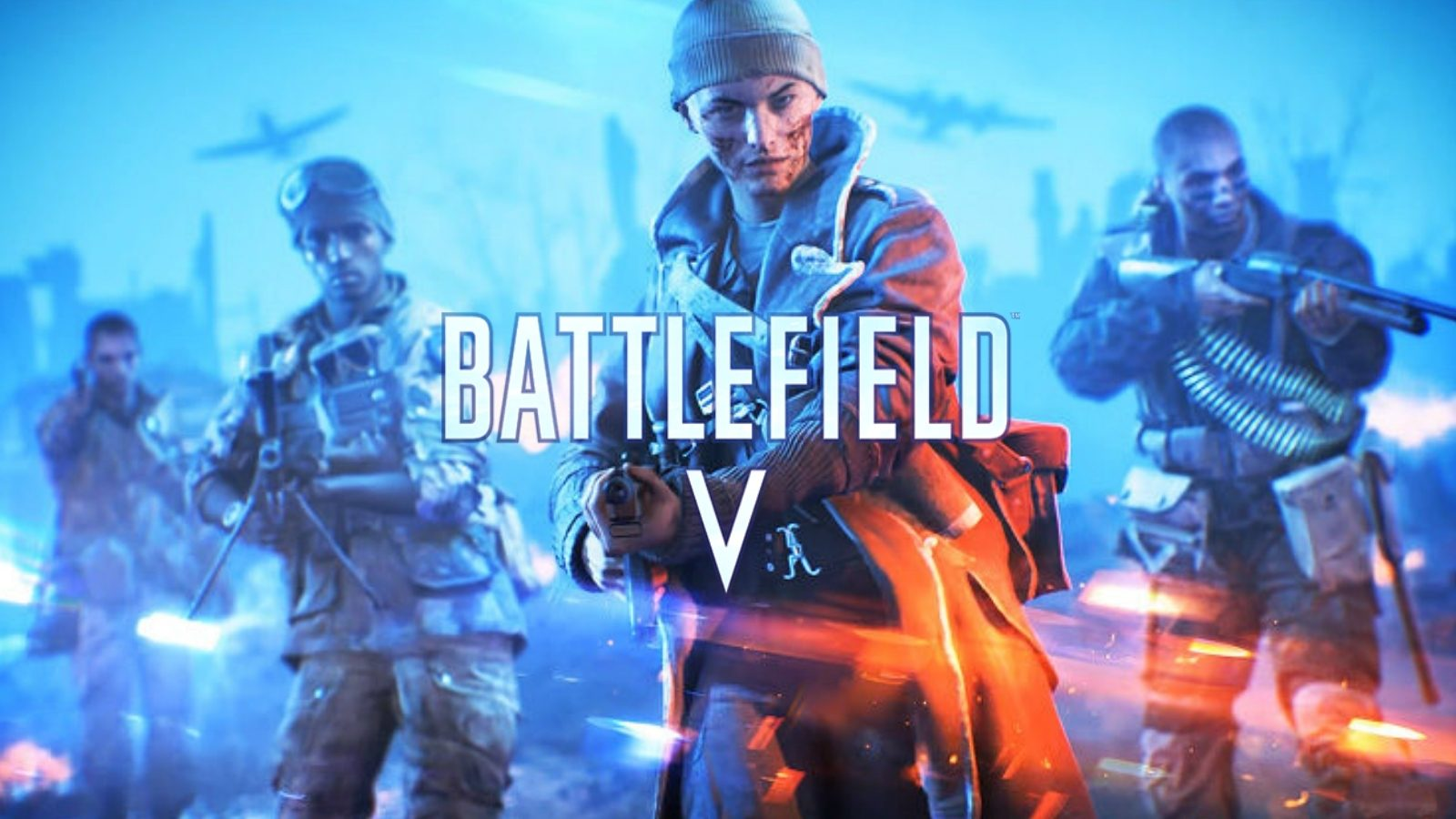 Battlefield V Deluxe [5 Years Guarantee] + gift BF1 2019