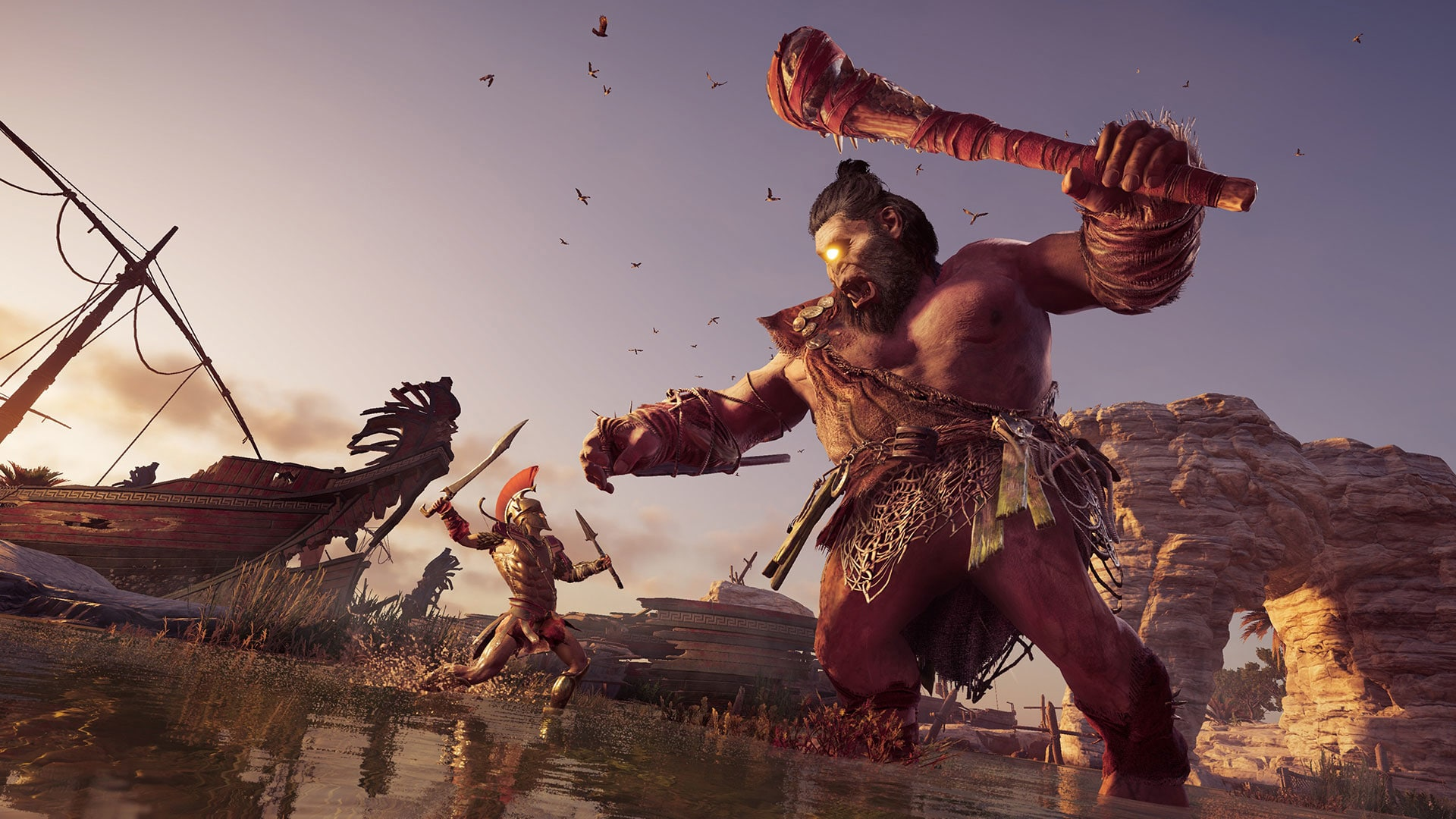 Assassins Creed Odyssey [5 Years Guarantee] + Gift 2019