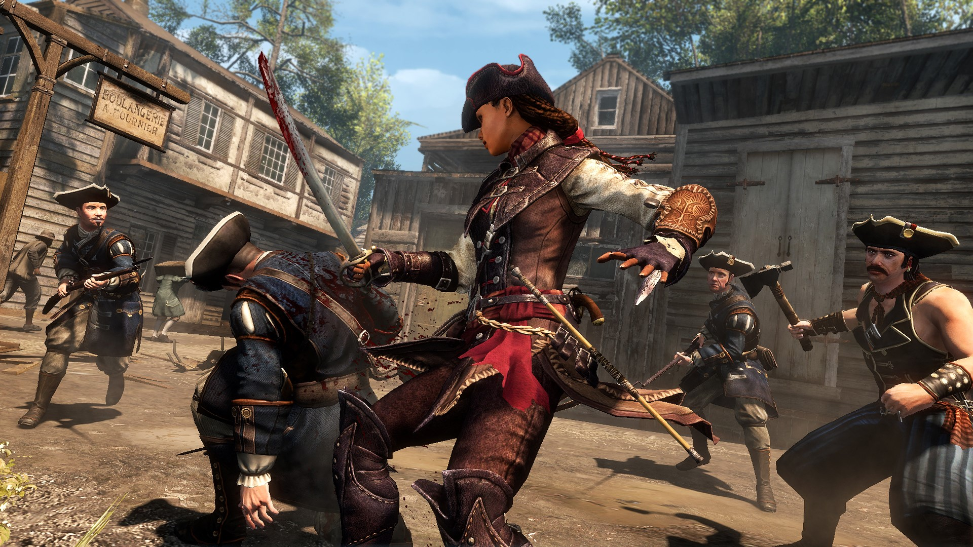Assassins Creed: Liberation [Warranty 5 years] + Gift 2019