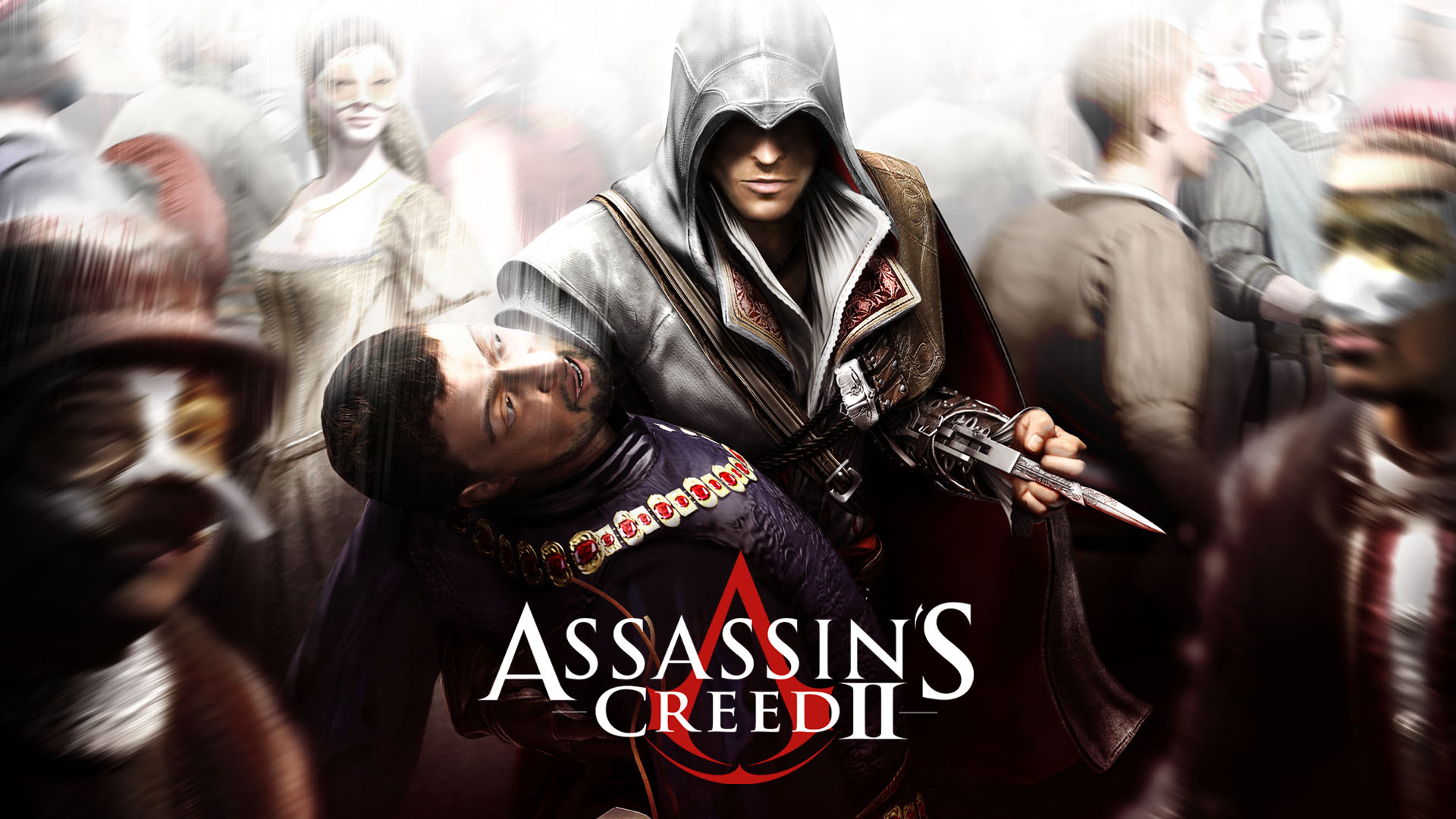 Assassin's creed II [Warranty 5 years] + Gift 2019