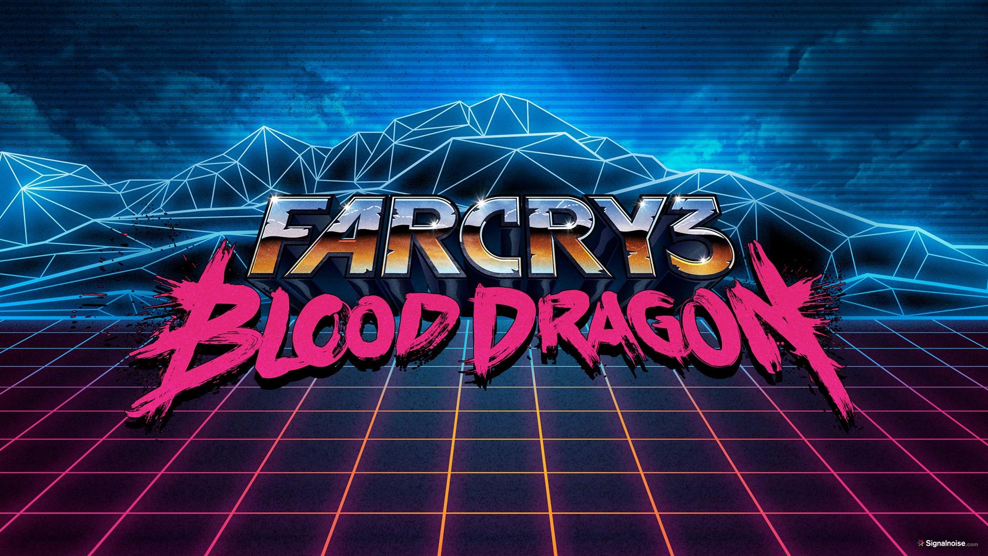 Far Cry 3: Blood Dragon [Warranty 5 years] + Gift 2019