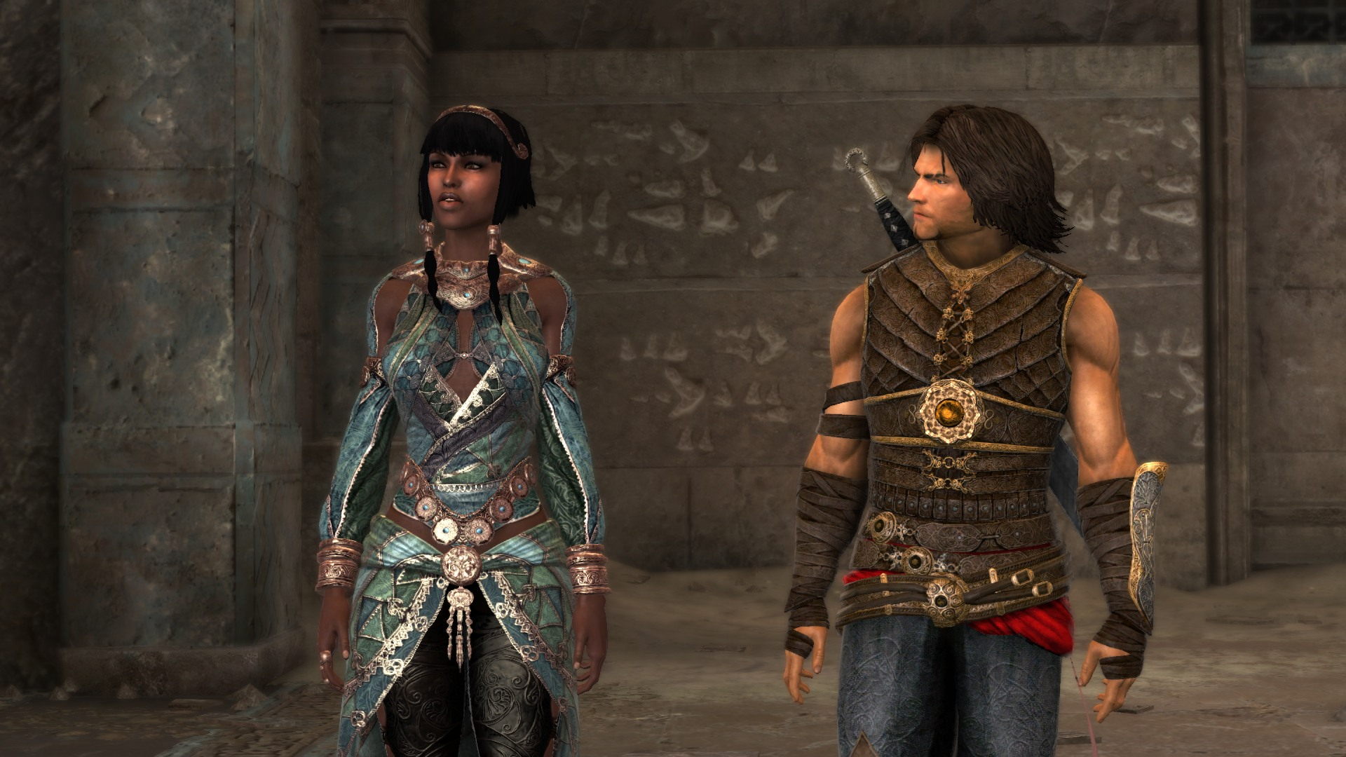Prince of Persia The Forgotten Sands [Warranty 5 years] 2019