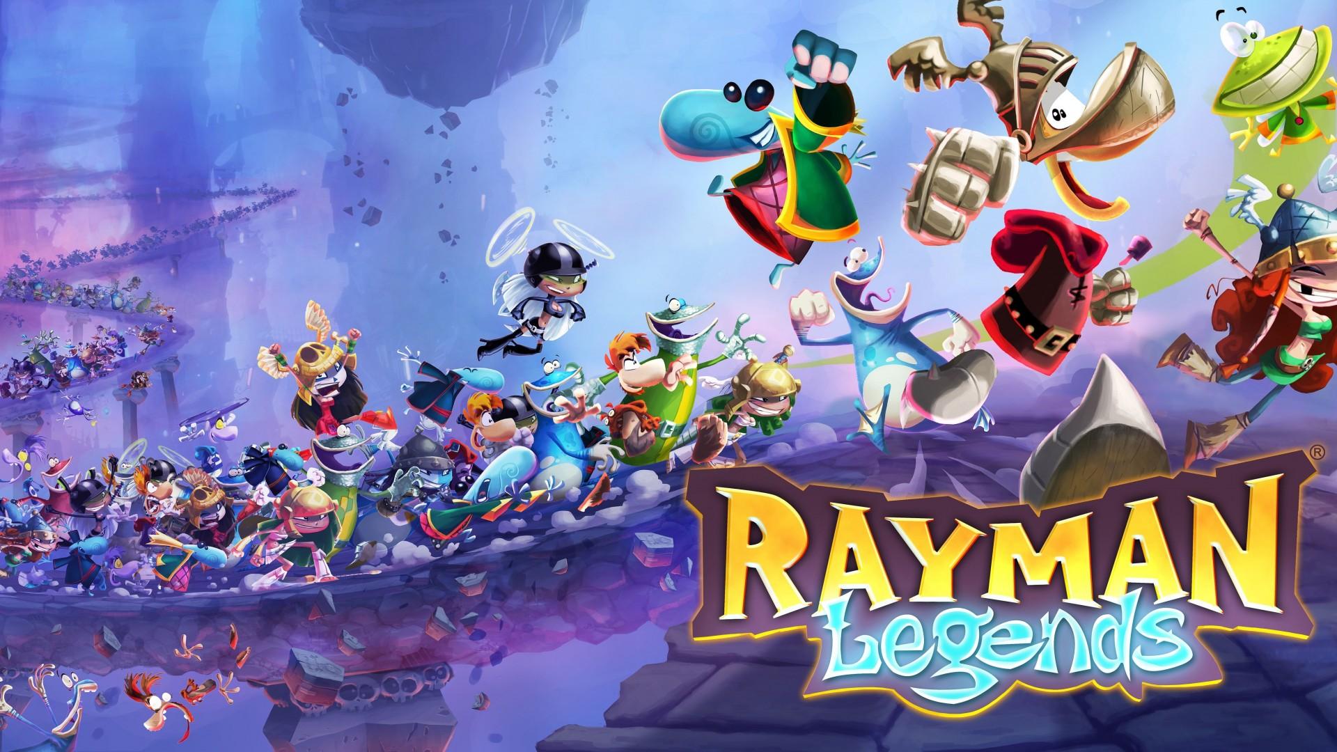 Rayman Legends [Warranty 5 years] + Gift 2019