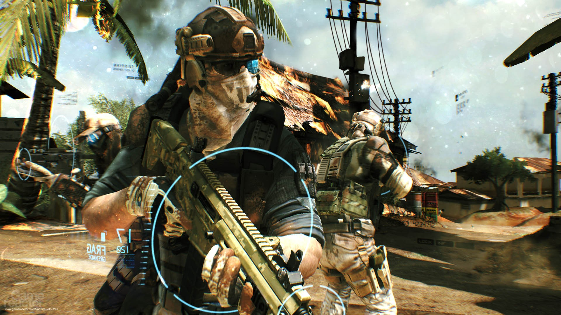 Ghost Recon: Future Soldier [Warranty 5 years] + Gift 2019