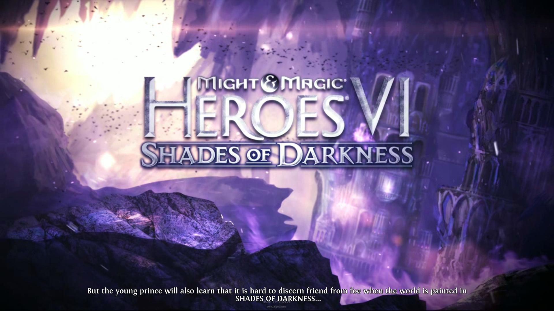 M & M Heroes VI Shades of Darkness [Warranty 5 years] 2019