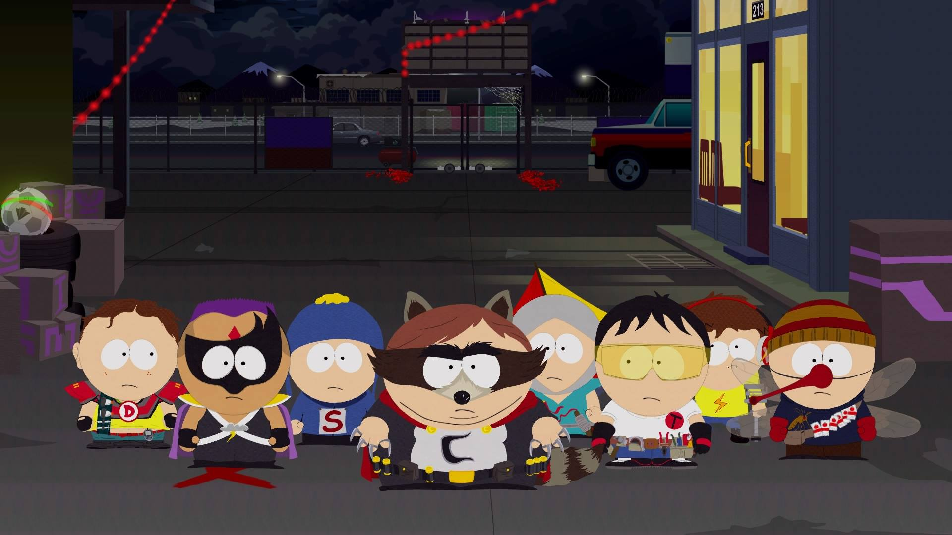 South Park The Fractured but Whole [Warranty 5 years] 2019